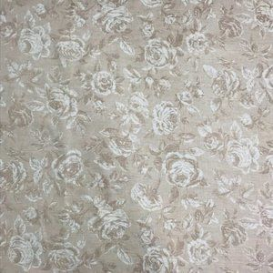 """Roses Print Upholstery Fabric 54"""" x 1 yd"""